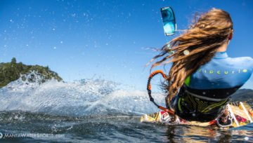 Holiday Time for Kiteboard Lessons