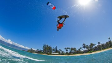 Kiteboard Lessons in San Diego