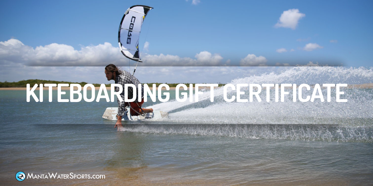 Picture of 2HR PRIVATE Discover Kiteboard LESSON GIFT CERTIFICATE