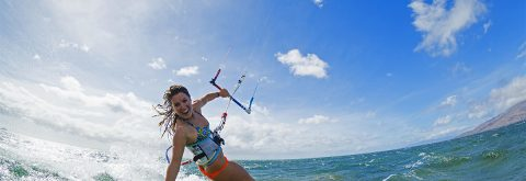 Safe and Enjoyable kiteboarding lessons
