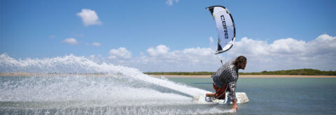 KiteBoard Lessons Offered All Year.