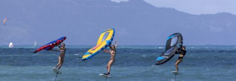 Learn to Wing Surf & Kiteboard in San Diego